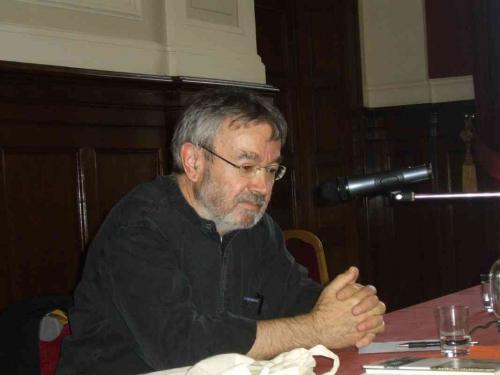 Martin Pollack w Poznaniu 12.05.2009
