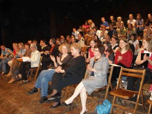Przedstawienie teatralne Die Hochzeit 19.05.09 i 25.05.09