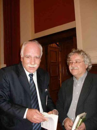 Karl-Markus Gauß w Poznaniu 25.10.2010